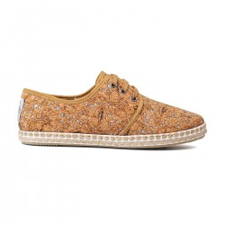 Flossy slip-on valija natural