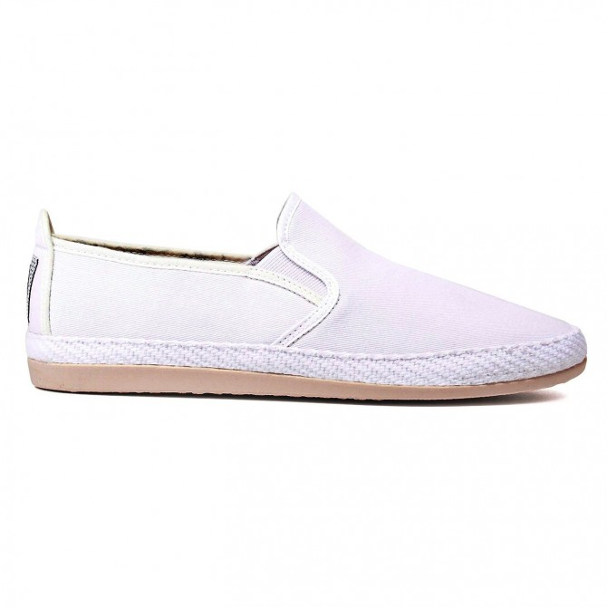 Flossy slip-on orla blanco