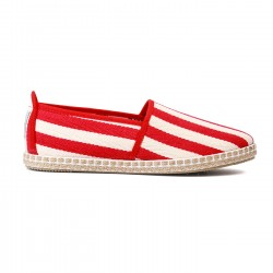 Flossy slip-on gospel rojo