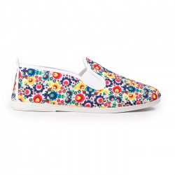 FLOSSY SLIP-ON 55-387 BLANCO