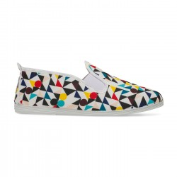 FLOSSY SLIP-ON 55-390 BLANCO