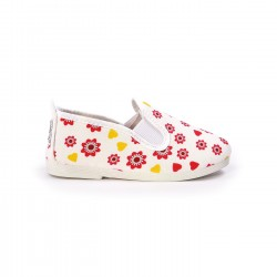 FLOSSY SLIP-ON 55-400 BLANCO