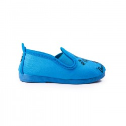 FLOSSY SLIP-ON 55-420 ROYAL